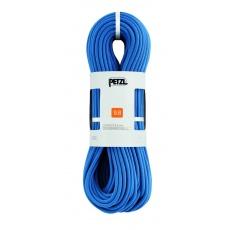 Jednoduché Lano Petzl Contact 9,8 80m modré