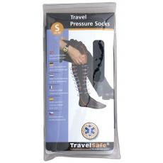 TravelSafe podkolenky Travel pressure socks S/35-38