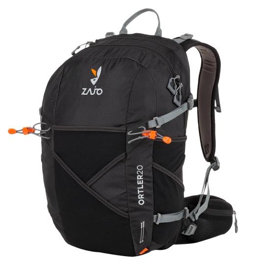 Batoh Zajo Ortler 20 Black