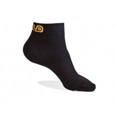 Nízké ponožky Asolo by NanoSox NSX S Black