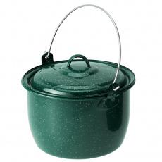Gsi outdoors Convex Kettle; 2,8l; green