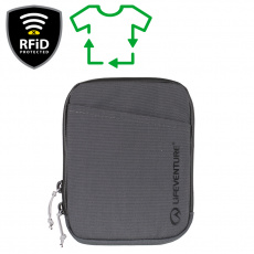 Pouzdro na Krk Lifeventure RFiD Travel Neck Pouch Recycled