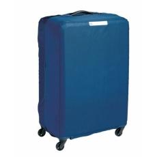 Go Travel obal na kufr Slip On Luggage Cover L blue