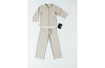 Cocoon dámské pyžamo Insect Shield Travel Pyjama khaki XL