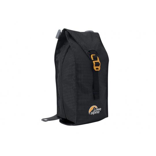 Obal na mačky Lowe Alpine Crampon bag Black
