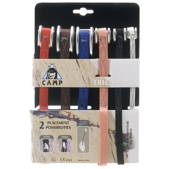 Camp set vklíněnců Tri Cam