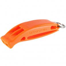 Plastová píšťalka Lifesystems Safety Whistle