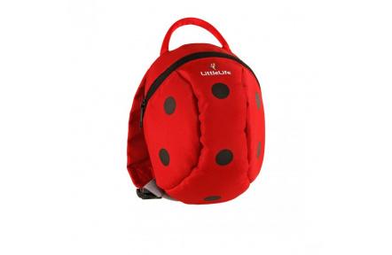 Dětský batoh LittleLife Animal Toddler Daysac Ladybird