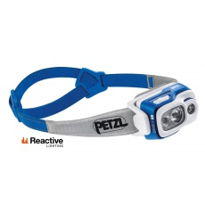 Čelovka Petzl Swift RL modrá