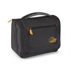 Kosmetická taška Lowe Alpine Wash Bag Large Anthracite/Amber