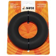 Posilovací kroužek Yate Černý - Tuhý