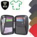 Cestovní Peněženka Lifeventure RFiD Mini Travel Wallet Recycled