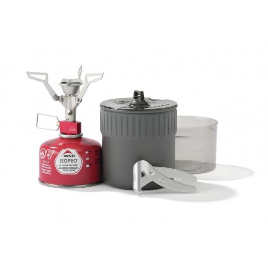 Plynový Vařič+Hrnec MSR PocketRocket 2 Mini Stove Kit