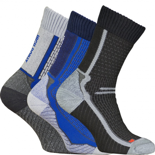 Ponožky High Point Trek 3.0 3-Pack
