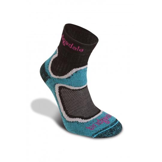 Ponožky Bridgedale CoolFusion Run Speed Trail Women's