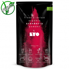 Brusinky v prášku Lyo Food
