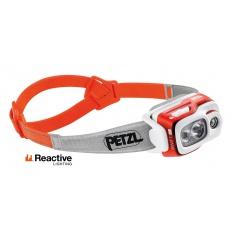 Čelovka Petzl Swift RL oranžová