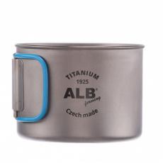 Titanový hrnak Alb PRO 750 ml.