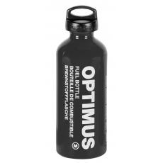 Palivová lahev Optimus Tactical 600 ml. (M) s dětskou pojistkou