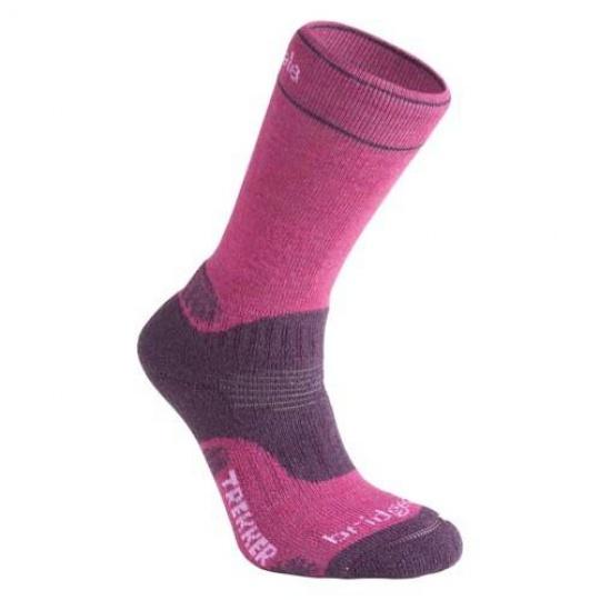 Ponožky Bridgedale WoolFusion CuPED Trekker Women´s
