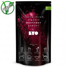 Červená Řepa v prášku Lyo Food